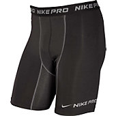 Nike Pro-Hyper Cool Black Compression Shorts