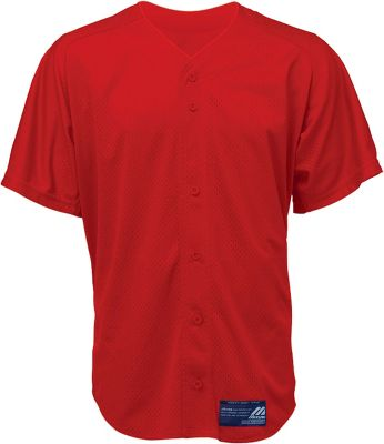 Majestic Men's MLB 2-Button Cooperstown Replica Jersey