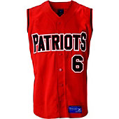 Mizuno Youth Sleeveless Mesh Baseball Jersey