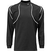 Mizuno Men's Breath Thermo Mock Compression Shirt
