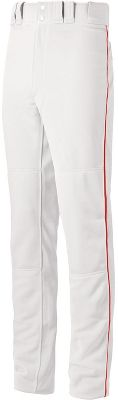 Mizuno Adult Global Elite Piped Baseball Pants