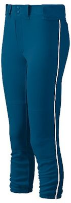 Mizuno Women's Belted Piped Softball Pant