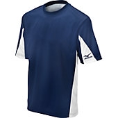 Mizuno Men's Short Sleeve 2 Color Team Top