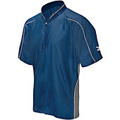 Mizuno Youth Premier Short Sleeve Batting Cage Jacket