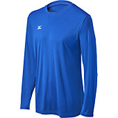 Mizuno Men's Long Sleeve Hybrid Shirt