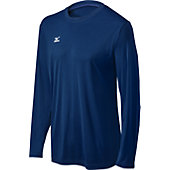 Mizuno Youth Long Sleeve Hybrid Shirt
