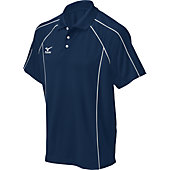 Mizuno Men's Team Piped Polo G2
