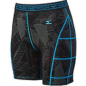 Mizuno Hazard Women's Baseball Sliding Shorts