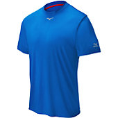 Mizuno Men's Short Sleeve Compression Crew Top Shirt
