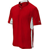 Mizuno Pro 2-Button Youth Jersey