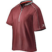 Mizuno Adult Comp Short Sleeve Batting Jacket