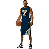 Nike Men's Team Jordan Custom Basketball Shorts