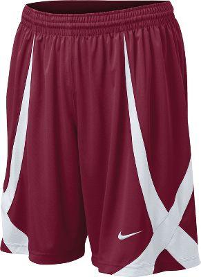 Nike Oklahoma Game Shorts Dark Greenwhite | Black Models Picture