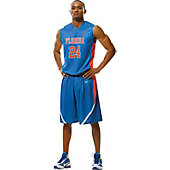 Nike Men's Custom DQT Gator Game Basketball Jersey