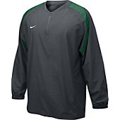 Nike Men's Long Sleeve Gry/Dkg Wheelhouse Jacket