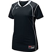 Nike Women's Black/Wht Prospect Softball Jersey