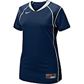 Nike Women's Navy/Wht Prospect Softball Jersey