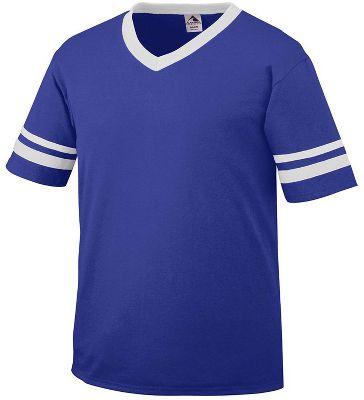 Augusta Men's Sleeve Stripe Jersey