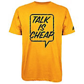 Adidas Mens Talk is Cheap T-Shirt