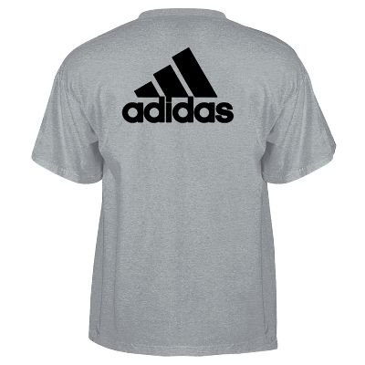 Adidas Short Sleeve Adult Graphic Logo T-Shirt 3720AGRY4XL