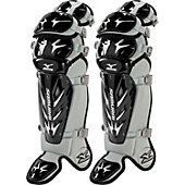 Mizuno Intermediate Samurai G3 Catchers Shin Guards