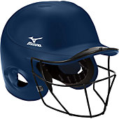 Mizuno Youth MBH600 Prospect Batting Helmet w/ Softball Face