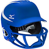 Mizuno MBH250 MVP G2 Youth Batting Helmet with Mask