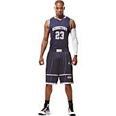 Nike Men's Custom Georgetown Game Basketball Shorts