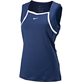Nike Women's Dri-FIT Border Tank II Tennis Tank Top
