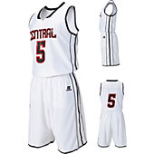 Russell Men's Athletic Cut Game Basketball Shorts
