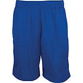 "Teamwork Athletic Adult 9"" Inseam Pocketed Mesh Short"