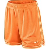 Nike Girls (Youth) Longer Field Mesh Shorts