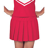 Teamwork Adult Pleated Cheer Skirt