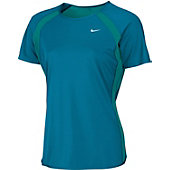 Nike Women's Fast Pace Short Sleeve Baselayer Shirt