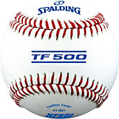 Spalding NFHS Official League TF 500 Baseball (Dozen)