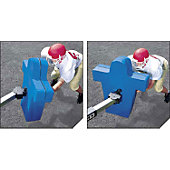 Rogers Pivoting Pad Adapter for Football Sleds