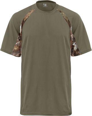 Badger Men's Hook T-Shirt