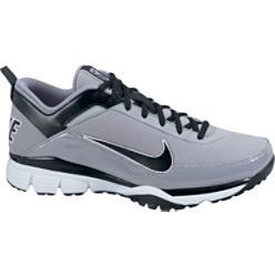 Nike Air Elite Pregame Grey Black Training Shoes