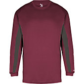 Badger Men's Drive Long Sleeve Tee