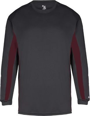 Badger Men's Drive Long Sleeve Shirt