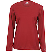 Badger Women's Long Sleeve Tee