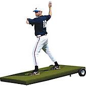 Proper Pitch Batting Practice Platform
