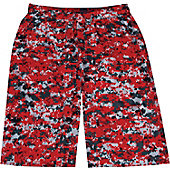 Badger Sport Men's Digital Print Shorts