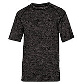 Badger Men's Short Sleeve Blend Shirt