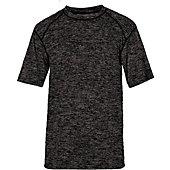 Badger Men's Short Sleeve Blend Shirt
