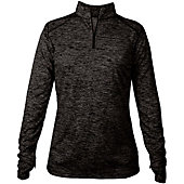 Badger Ladies Blend 1/4-Zip Pullover
