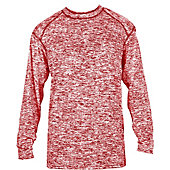 Badger Men's Long Sleeve Blend Shirt