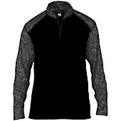 Badger Sport Men's Blend 1/4 Zip Pullover