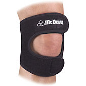 McDavid Neoprene Multi-Action Black Knee Strap