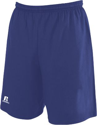 Russell Men's Cotton Jersey Shorts